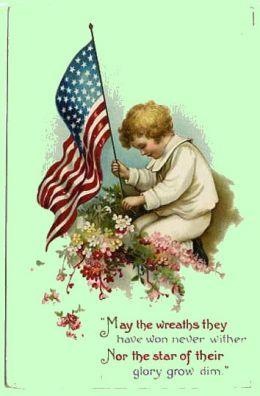 Memorial Day Vintage